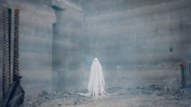 A film still from A Ghost Story by David Lowery, an official selection of the NEXT program at the 2017 Sundance Film Festival. Courtesy of Sundance Institute | photo by Andrew Droz Palermo.